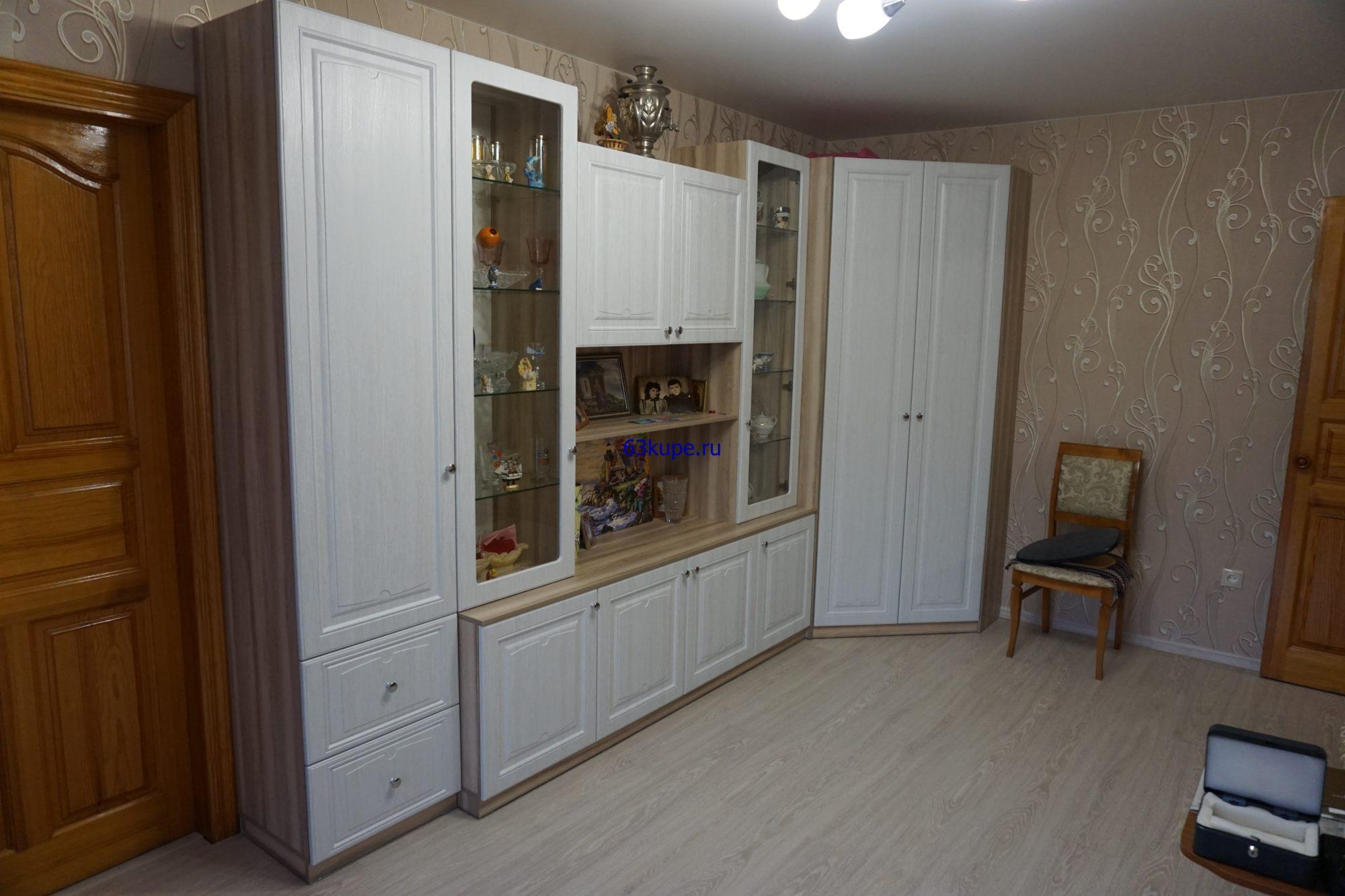 мебельная стенка по размерам