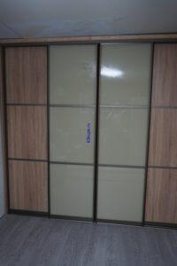 шкаф купе натяжной потолок
