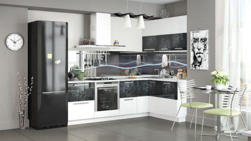 Кухонная мебель в самаре на заказ