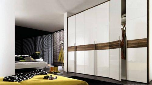 Мебель в Самаре на заказ: встроенный шкаф с спальню