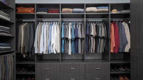 Мебель в самаре: гардеробная на заказ